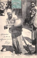 ¤¤  -   22    -   EGYPTE    -   Egyptian Types And Scènes   -   A Drink Seller       -  ¤¤ - Cairo
