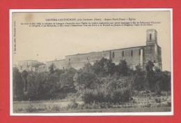 32 - CASTERA - LECTOUROIS --  Aspect Nord Ouest - Eglise - Castera