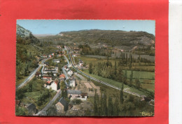 SAINT DENIS LES MARTEL   / ARDT GOURDON  1950     VUE GENERALE    CIRC OUI EDIT - Andere Gemeenten