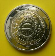 Münzen, EURO, BRD, 2 Euro, 2012 - G, - Deutschland