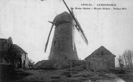 Langemarck De Molen Heblen (Moulin Heblen 1914-15) - Langemark-Poelkapelle