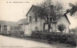 ABLOUX   - Ecole - Autres Communes