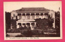 33 GIRONDE LACANAU-OCEAN, Villa Beau-Site, (Moutie, Lacanau-Océan) - France