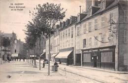 ¤¤  -    33    -   GUERET    -   Place Bonyaud Et Le Poste   -  Café Du Commerce    -  ¤¤ - Guéret