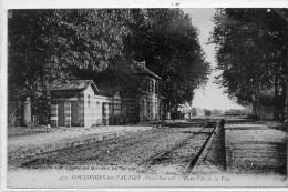79  COULONGES Sur L'AUTIZE            Gare Côté De La Voie - Coulonges-sur-l'Autize