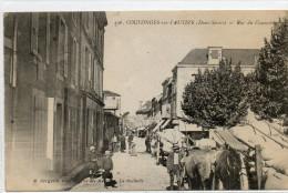 79  COULONGES Sur L'AUTIZE            Rue Du Commerce - Coulonges-sur-l'Autize