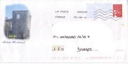 PAP Utilisé : 07 (Ardèche) : RUOMS, Ardèche Médiévale - Postal Stamped Stationery