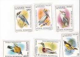 Romania 1985 Birds MNH - Unclassified