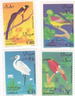 Somalia 1996 Birds MNH - Unclassified