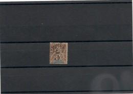 NOUVELLE CALÉDONIE Année 1900/01  N°Y/T : 54* - New Caledonia