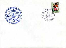 Polynésie - Cachet Commémoratif -  68e Salon Philatélique D'automne - Novembre 2014 - R 2255 - Polinesia Francese
