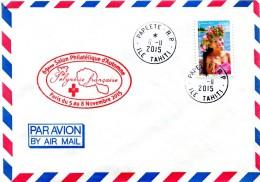 Polynésie - Cachet Commémoratif -  69e Salon Philatélique D'automne - Novembre 2015 - R 2259 - Polinesia Francese