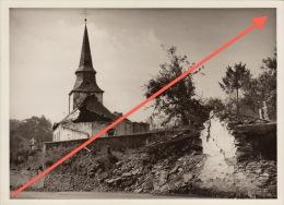 Photo Signée Grand Duché De Luxembourg Guerre 40-45 WWII Sonlez Soller - Guerre, Militaire