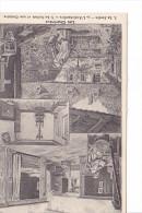 25493  Couvent Grande Chartreuse -Chartreux - Jardin Antichambre Cellukle Oratoire -ed L H Paris - Chartreuse