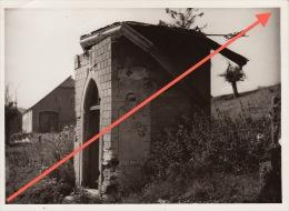 Photo Signée Grand Duché De Luxembourg Guerre 40-45 WWII Sonlez Soller Kapelle - Guerre, Militaire