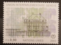 UN Geneva, 2003, Mi: 465 (MNH) - Office De Genève