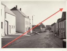 Photo Signée Grand Duché De Luxembourg Hosingen - Guerre, Militaire