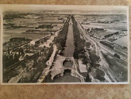 11 - Salleles D´ Aude -  Le Canal De Jonction Au Canal Du Midi - Luoghi
