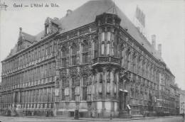 ( D15 - 19 - ) Gand - Gent - L'Hôtel De Ville - Gent