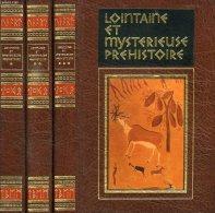 LOINTAINE ET MYSTERIEUSE PREHISTOIRE - Livres, BD, Revues