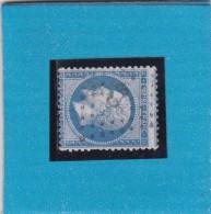 N° 22 - AMBULANT DE FRANCE   CB   - REF 14017 + PIQUAGE - 1862 Napoleon III
