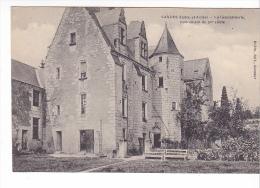 25535 Candes, La Gendarmerie, Monument Du XVe Siècle -ed Robin Saumur -