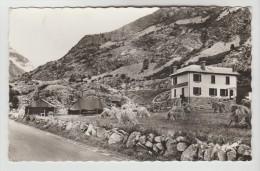 "CPSM LA TOUR DE CAROL (Pyrénées Orientales) - ""La Cibade"" Camp De Vacances Des Apprentis De La SNCF - France"