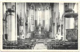 Bernissart NA1: L'Intérieur De L'Eglise - Bernissart