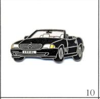 Pin´s - Automobile - Mercedes / Cabriolet 300 SL - Version Carrosserie Noire. Non Estampillé. EGF. T410-10 - Mercedes