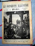 Le Patriote Illustré N°52 Du 27/12/1925 Sassoferrata Spitzberg Brest Duquesne Birkenhead Rodney Saint-Julien De Mailloc - Collections