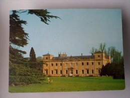 UK ENGLAND WILTSHIRE LYDIARD TREGOZE HOUSE NEAR SWINDON BOROUGH OF THAMESDOWN 1970 YEARS POSTCARD - Angleterre