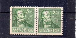 Michel Nr. 253 Dl/B - Suecia