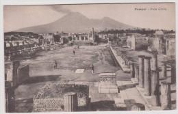 Italie : POMPEI  : Vue - Italien