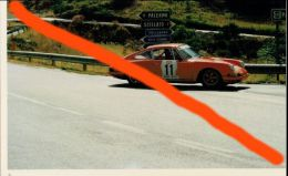 X SPORT AUTOMOBILISMO TARGA FLORIO AUTOSTORICHE 93 Raffaele Restivo - Porsche 911 (11) 10X15 COLORI - Sport