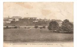 CPA 69 Saint Genis Laval La Patinière, Le Perron Et Ses Dépendances - Altri Comuni