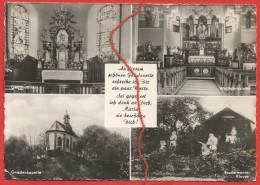 Blieskastel , Gnadenaltar , Walfahrtskirche , Gnadenkapelle , Brudermannsklause - Saarpfalz-Kreis