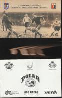 DOC1) CALCIO FOOTBALL GENOA BIGLIETTO INGRESSO PARTITA DEL CENTENARIO 7 SETTEMBRE 1893-1993  DIMENSIONI 16 X 10 Cm - Altri