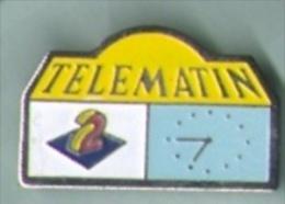 Antenne 2. Tele Matin - Médias