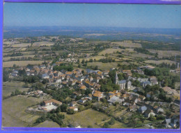 Carte Postale 46. Labastide-Murat  Vue D´avion  Trés Beau Plan - Other Municipalities