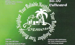 "Marshall Islands - Formosa ""your Reliable Neighbor"" - Marshall Islands"