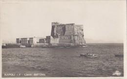 Italie - Napoli - Castel Dell'Ovo - Ed. E. Traldi Milano - Napoli (Naples)