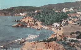 Espagne - Palma De Mallorca - Playa De Cala Mayor - Matasellos 1954 - Palma De Mallorca