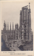 Espagne - Barcelona - Templo De La Sagrada Familia - Barcelona