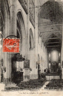 ABBEVILLE La Nef De L'église Saint Vulfran - Abbeville