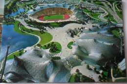 Munchen Munich Olympic Stadium - Stadi