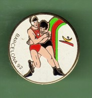 JO BARCELONE 92 *** LUTTE *** (1110) - Jeux Olympiques