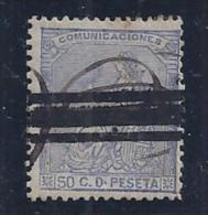 ESPAÑA 1873 - Edifil #137S Barrado - VFU - Nuevos