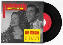 45 T LUIS MARIANO - Andalousie + 3 De 1960. La Voix De Son Maitre EGF 503 - Opera