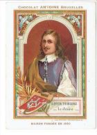 Chromo Chocolat ANTOINE BRUXELLES - David TENIERS, Le Jeune 1610-1694 - Autres