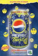 A 3666  -  Bevande, Pepsi - Publicité